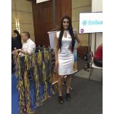 casting eventos e feiras valor Cubatão
