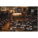 organização para eventos e congressos
